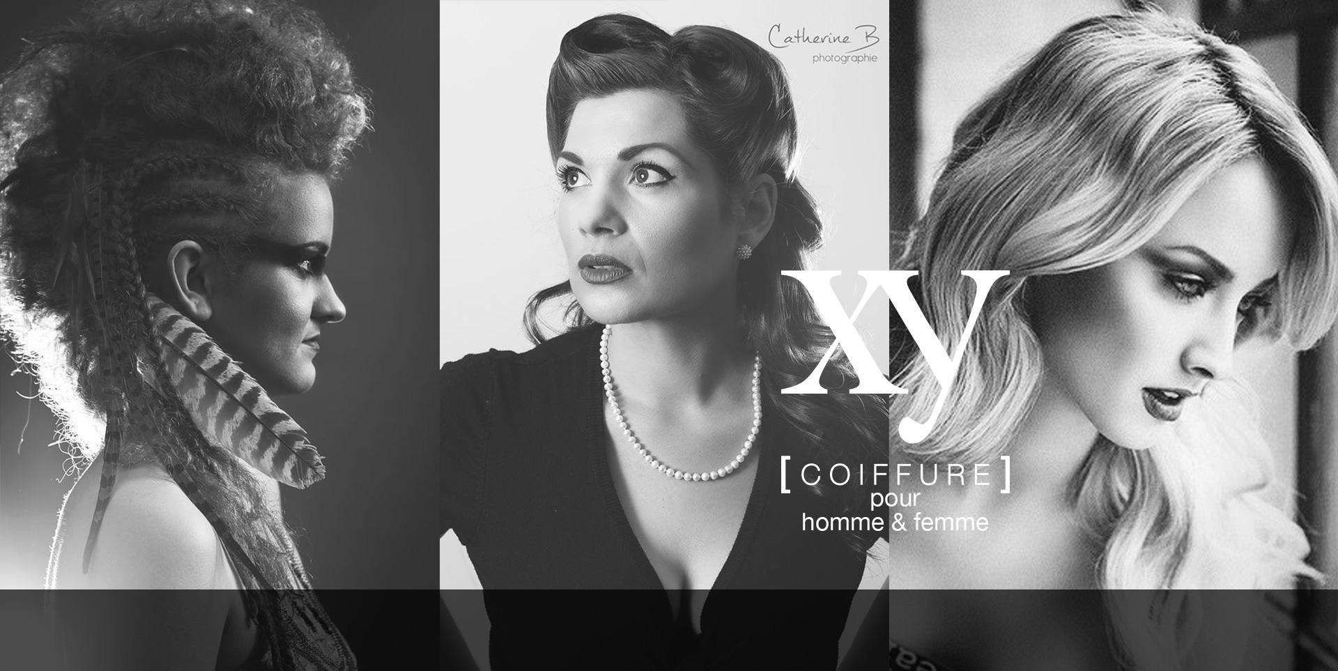 XY Coiffure /\\ Salon de coiffure pour Elle & Lui à Québec